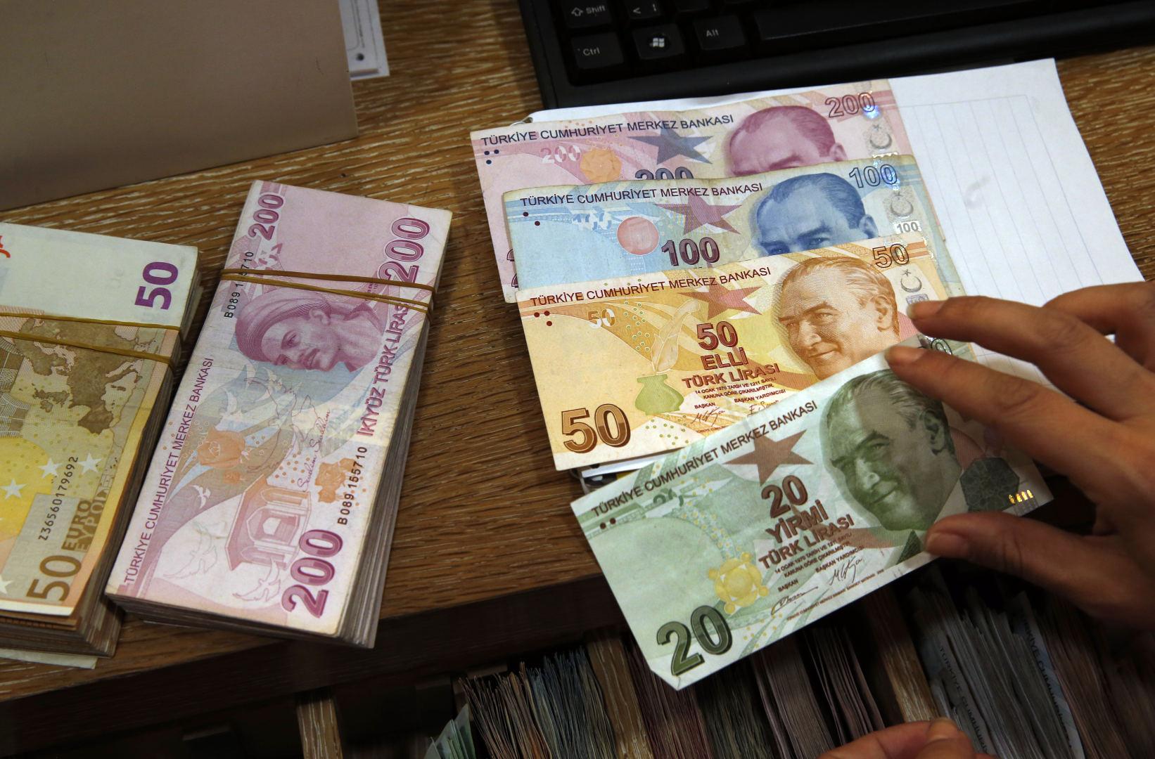 valiutos kursas turkijos lira forex palaikymo žvakė