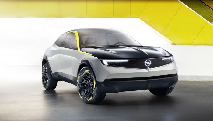 """Opel GT X Experimental"""