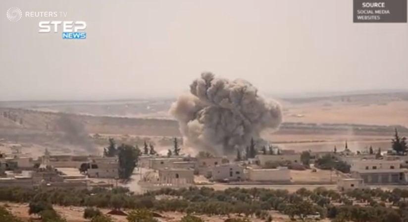Antskrydžiai Idlibe