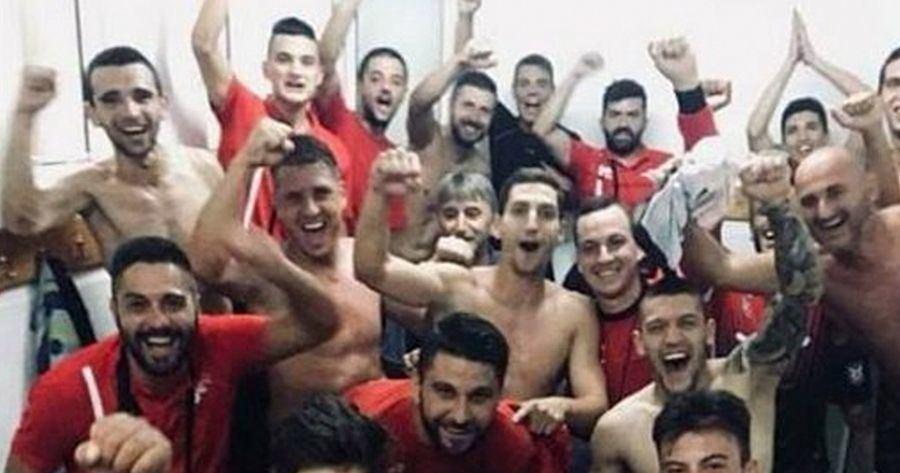 """""""Atletik Kuklen"""" komanda pažadėjo prisigerti prieš mačą su Sofijos """"Levski""""."""