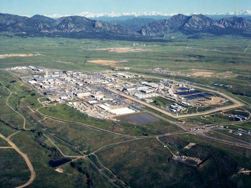 Roki Flatso plutonio gamykla