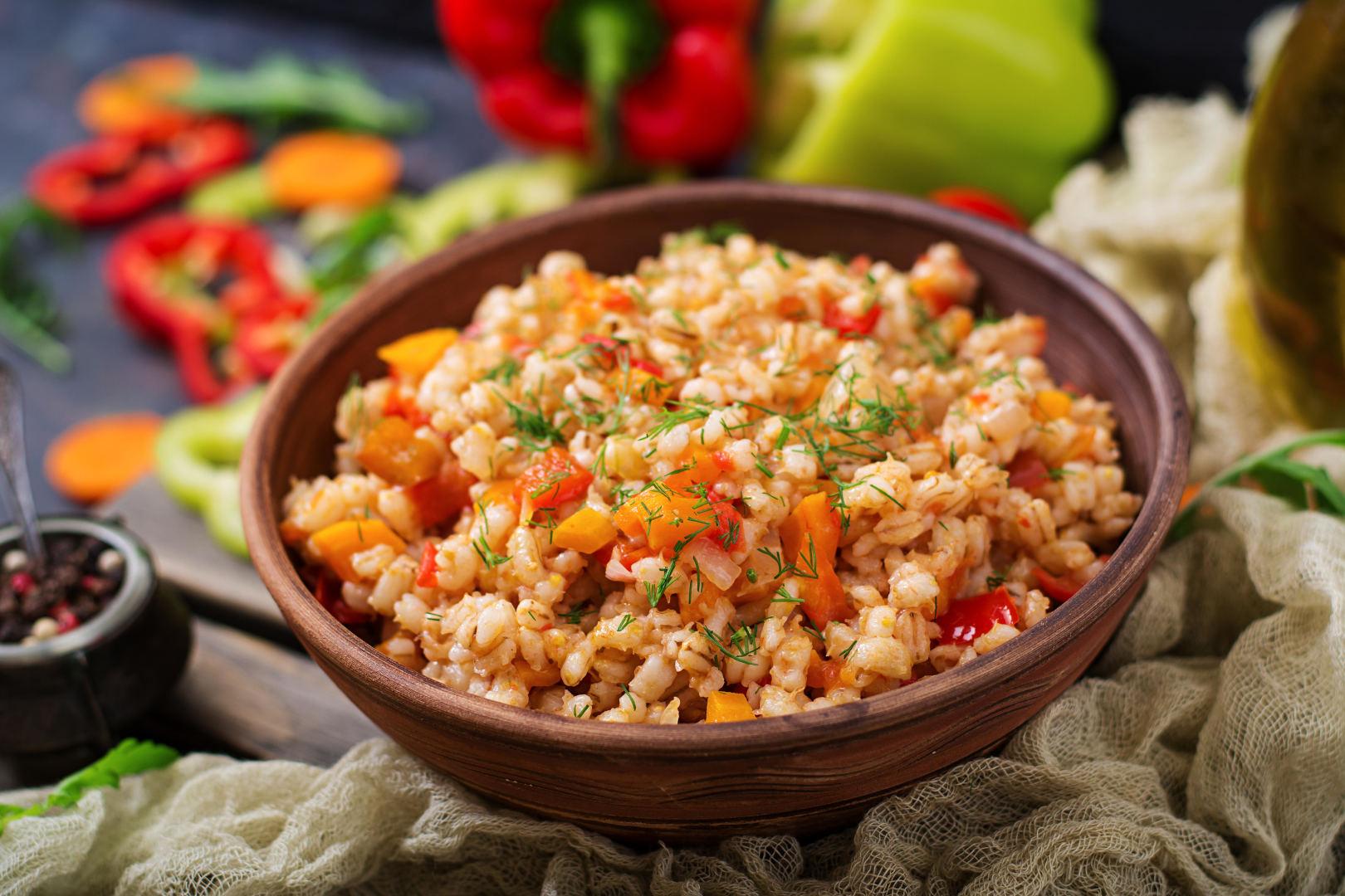 Vakarienei – kruopų patiekalai: 10 receptų, tinkamų advento