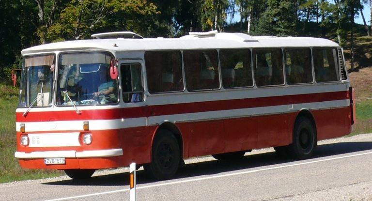 Istoriniai autobusai