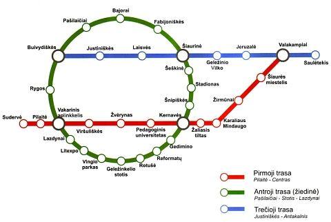 Vilniaus metro