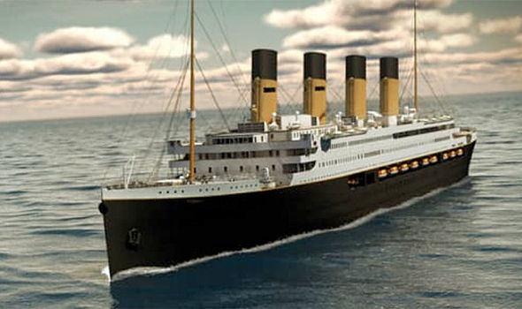 Titanikas II
