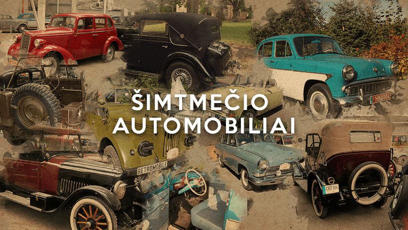 Lietuvos Šimtmečio automobilio rinkimai