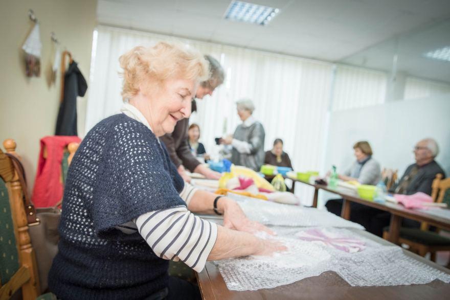 """Girstučio rūmuose Kaune vyksta nemokami projekto """"Susitikim"""