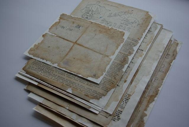 Lietuvos partizanų Tauro apygardos dokumentai