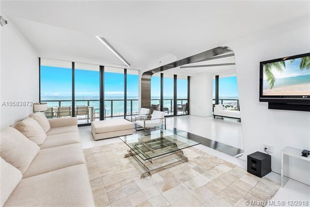 Išnuomojamas architektės Zaha Hadid butas Majamyje