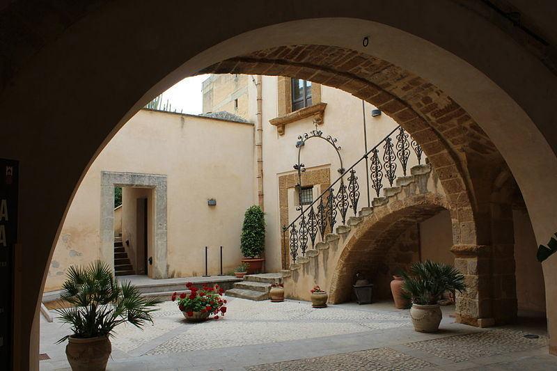 Sambukos miestelis Italijoje
