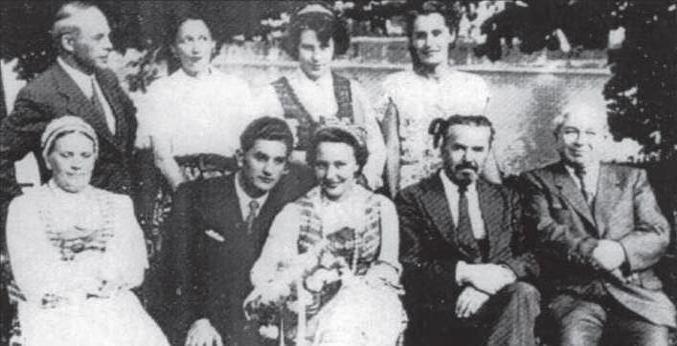 Vienas iš lietuvių partizanų vadų Juozas-Daumantas Lukša (1921–1951 m.), VDU studijavęs architektūrą,