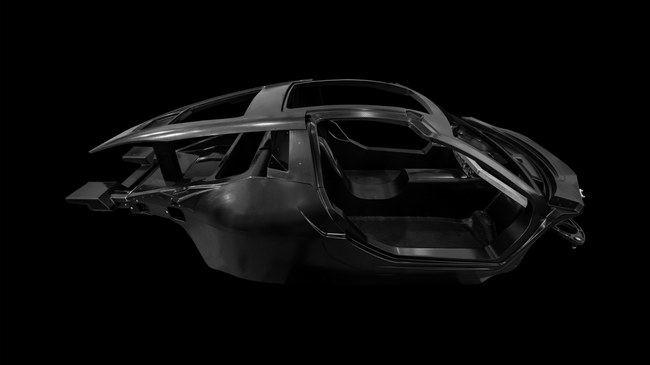 """Tai - naujo """"Hispano-Suiza"""" modelio pagrindas"""