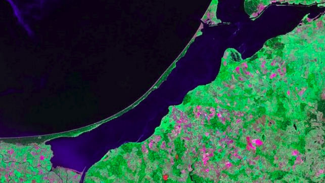 Kanalas sujungs Baltijos jūrą ir Aistmares