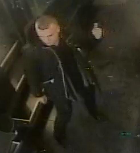 Kauno policijos ieškomas žmogus