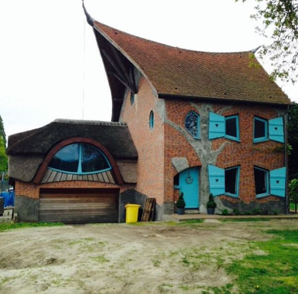 Namas Belgijoje