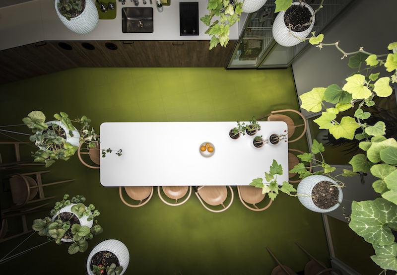 """""""Danske Mobile"""" (architektai - """"A2sm Architects"""" (Sla Malenko, Greta Frišmantaitė-Gudaitienė, Kristina Čimkutė), foto - Leono Garbačausko)"""