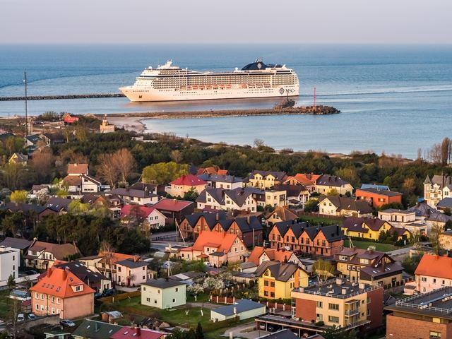 Klaipėdos uostas kitąmet sulauks gausaus skaičiaus kruizinių laivų.