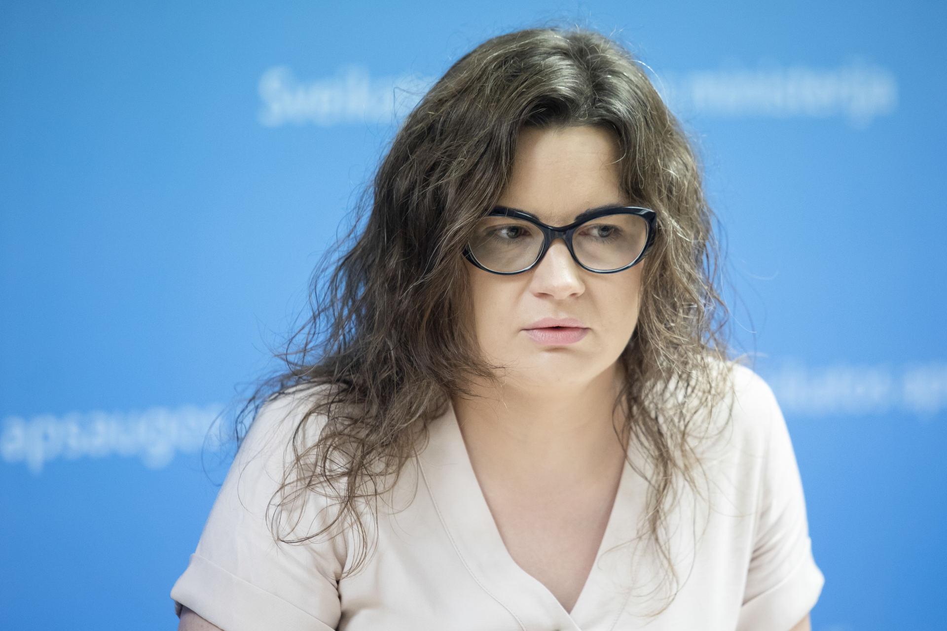 """Vaizdo rezultatas pagal užklausą """"Lina Bušinskaitė-Šriubėnė"""""""