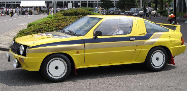 Šis automobilis prototipo stadijos neperžengė, nes Group B klasė buvo panaikinta