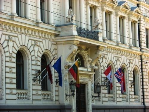"""Viešbutis Rygoje """"Europa Royale"""""""