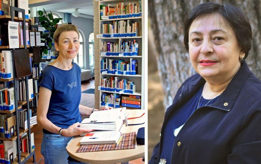 Rūta Jonynaitė ir Nana Devidzė