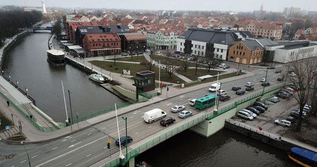 Tiltai Klaipėdoje