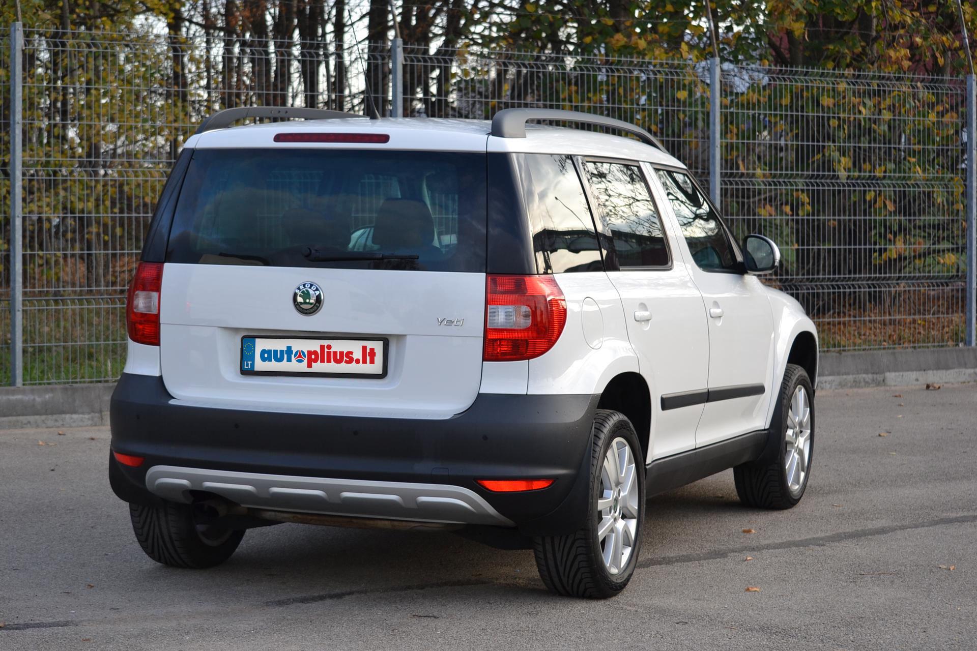 """Škoda Yeti"""" jau švenčia dešimtmetį – ką parodė laikas?  GAZAS.LT"""