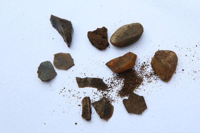 Virvelinės keramikos radiniai liudija, kad istorinio Klaipėdos miesto pakraštyje, Vitės priemiestyje, žmonės gyveno jau 2 600-1 600 m. pr. Kr.