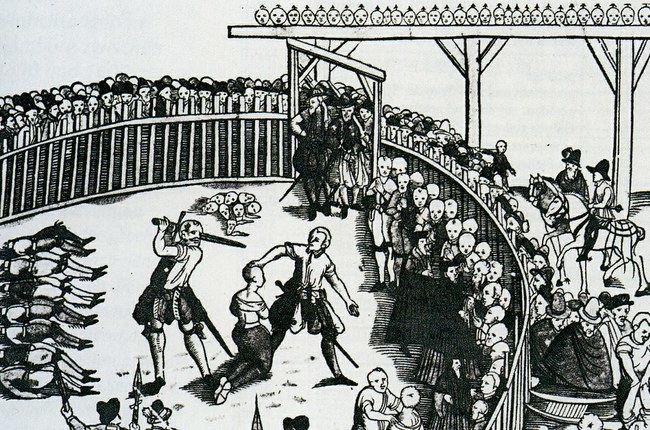 Budeliai įprastai nedėvėdavo nei kaukių, nei gobtuvų