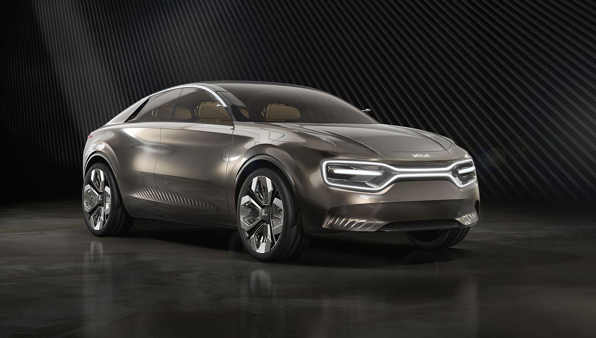 """Kia XCeed"""" ir """"Imagine by Kia"""" įvertinti už dizainą  GAZAS.LT"""