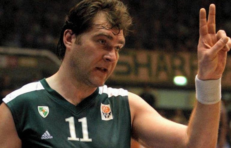 Arvydas Sabonis 2004 m.