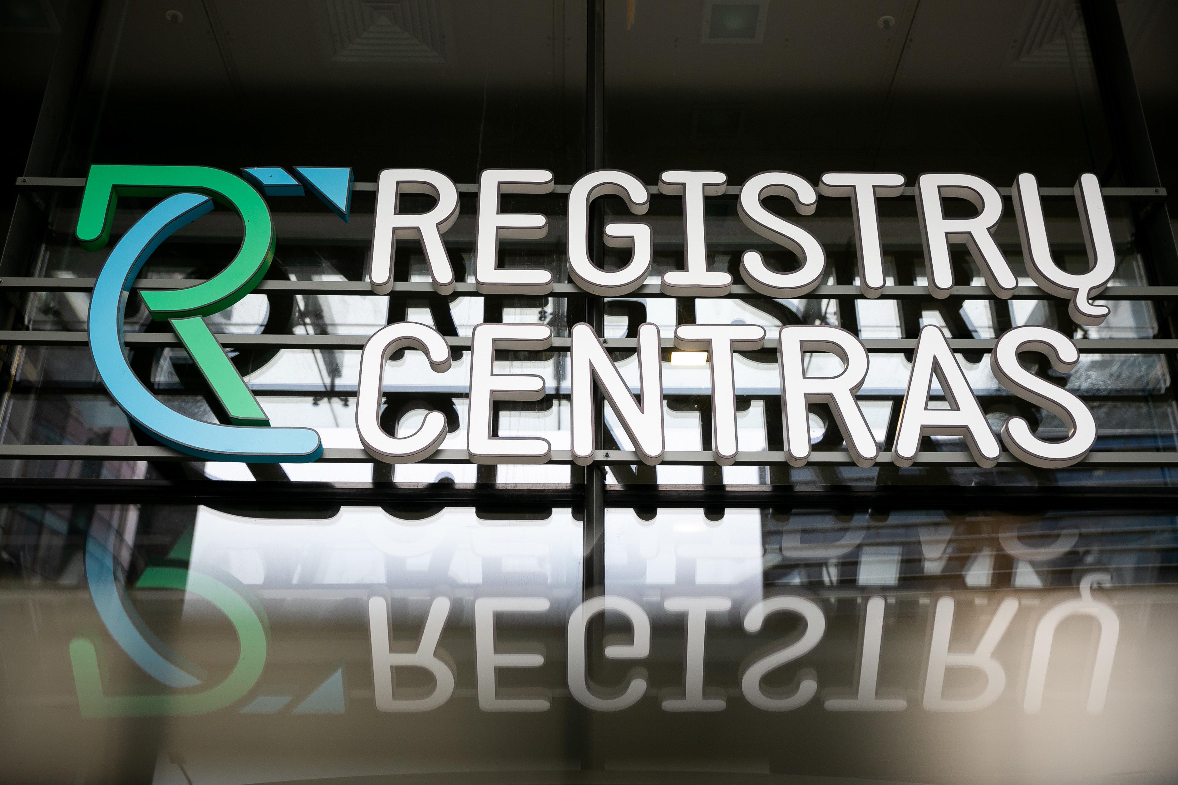 centrinė prekybos registrų sistema
