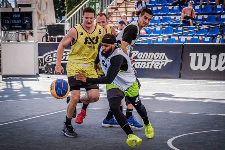 3x3 čempionatas Debrecene