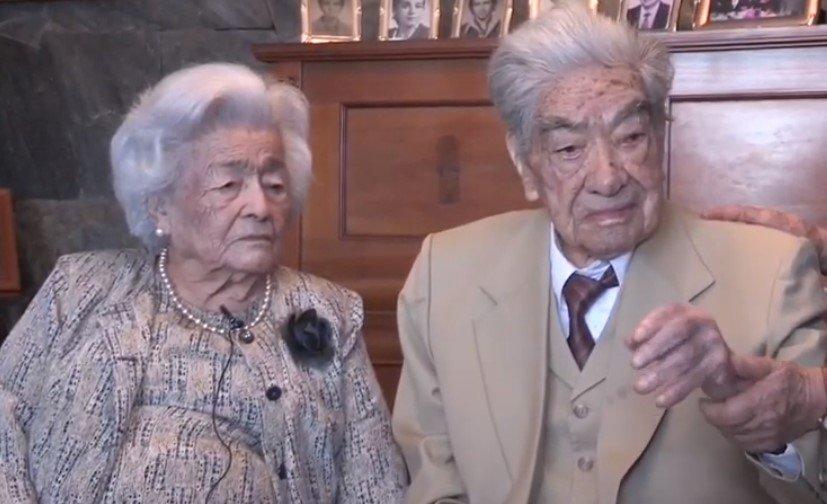 Julio Mora ir Waldramina Quinteros