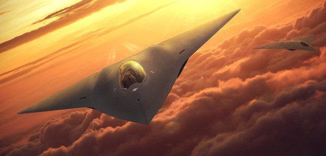 """""""Lockheed Martin"""" NGAD koncepcija – tikrasis naikintuvas dar nebuvo parodytas"""