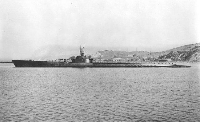 """""""USS Tang"""" povandeninis laivas per II-ąjį pasaulinį karą"""