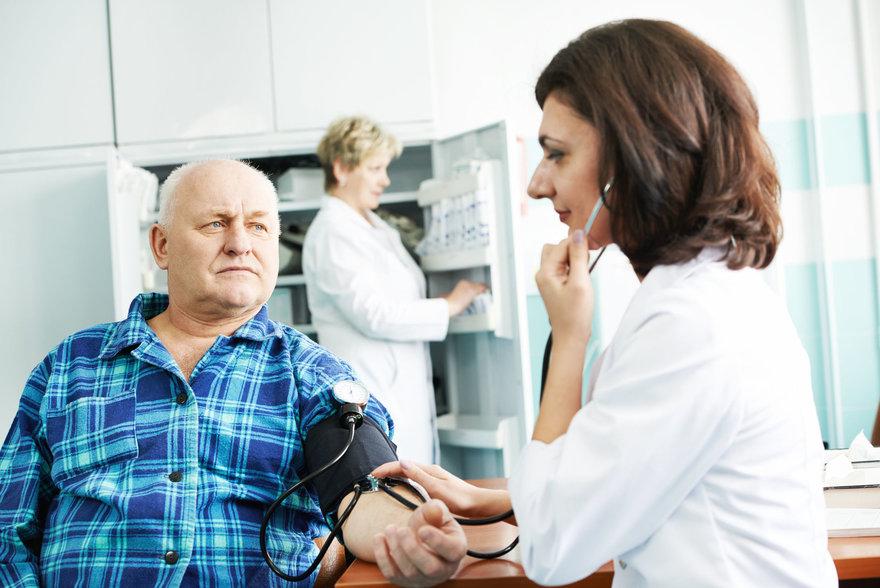 Kraujospūdžio stebėjimas esant hipertenzijai visą parą
