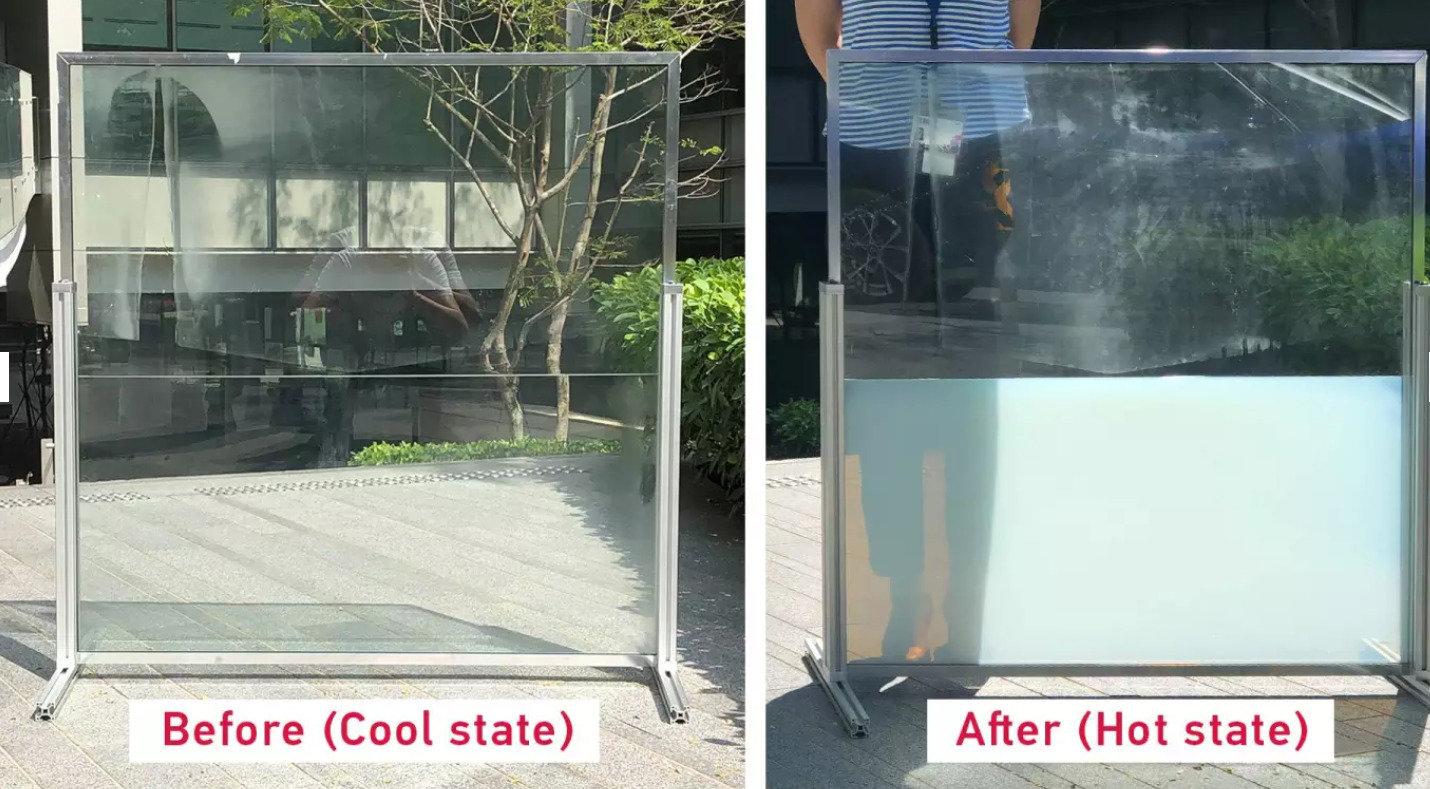 stiklo lieknėjimo technologija)