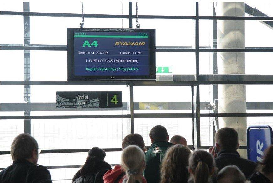 Tarptautinis Kauno oro uostas