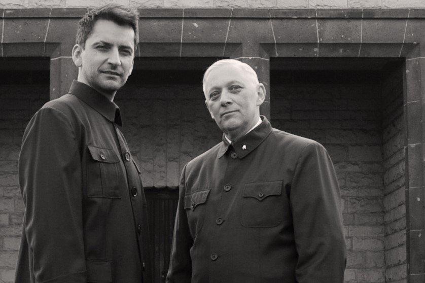 Alanas Chošnau ir Markas Reederis