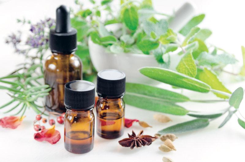 Aromaterapiniai aliejai