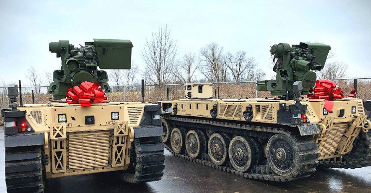 Robotic Combat Vehicle – Light, RCV-L