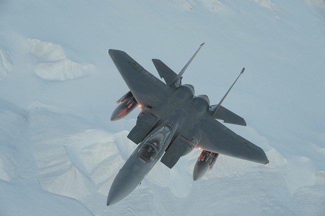 Naikintuvas F-15C