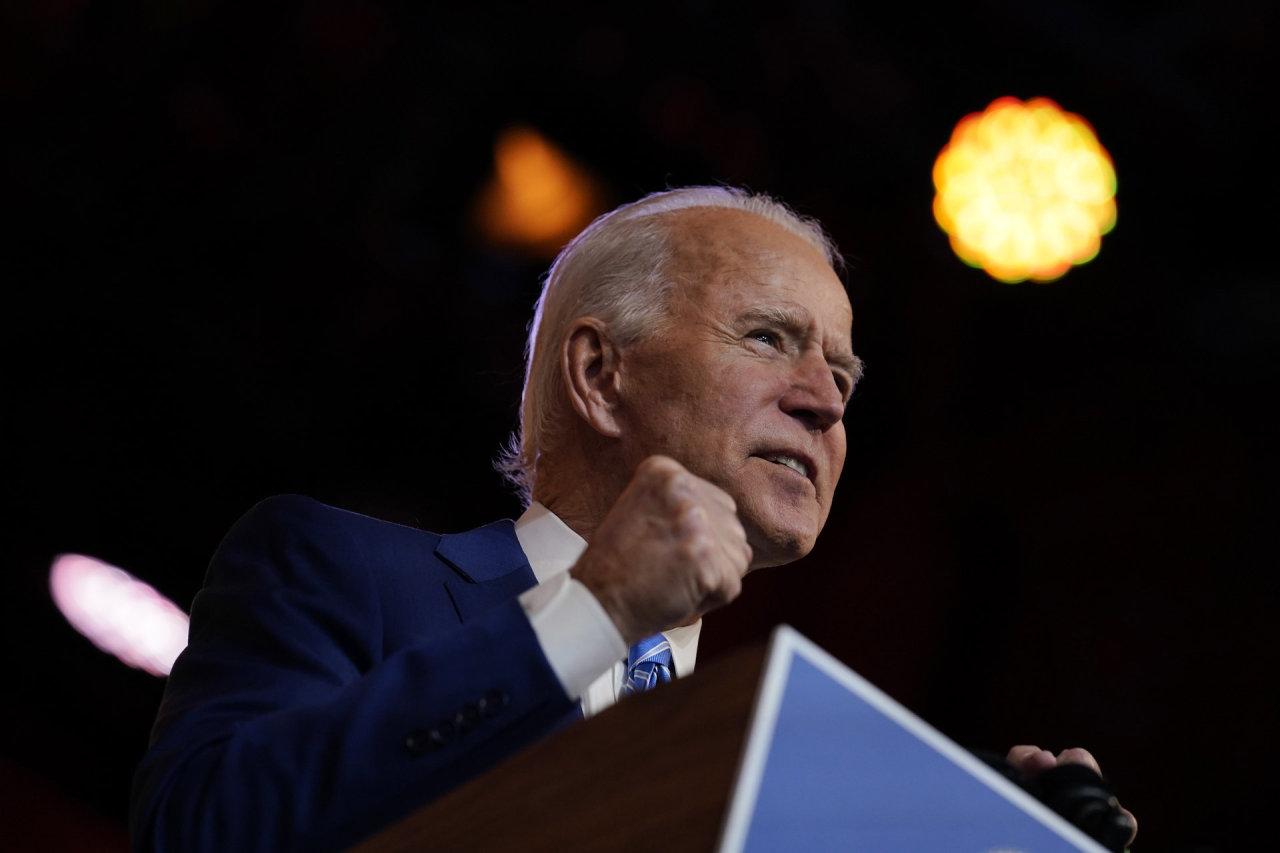 Viskonsine atliktas balsų perskaičiavimas patvirtino Joe Bideno pergalę