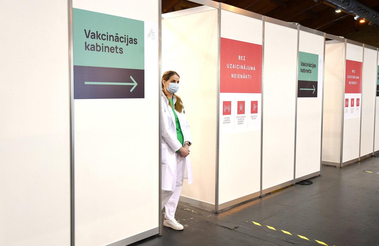 Latvijoje prasideda pedagogų vakcinacija nuo COVID-19