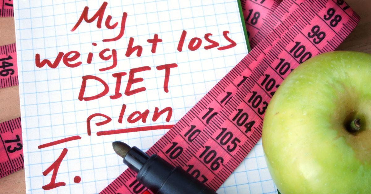 labiausiai patikrintas būdas numesti svorio
