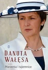 Danutos Walęsos autobiografinė knyga išėjo prieš trejus metus