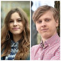 Monika Morkūnaitė ir Vytautas Vyšniauskas