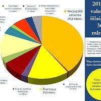 2012 metų biudžeto projektas