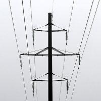 Elektros laidai.